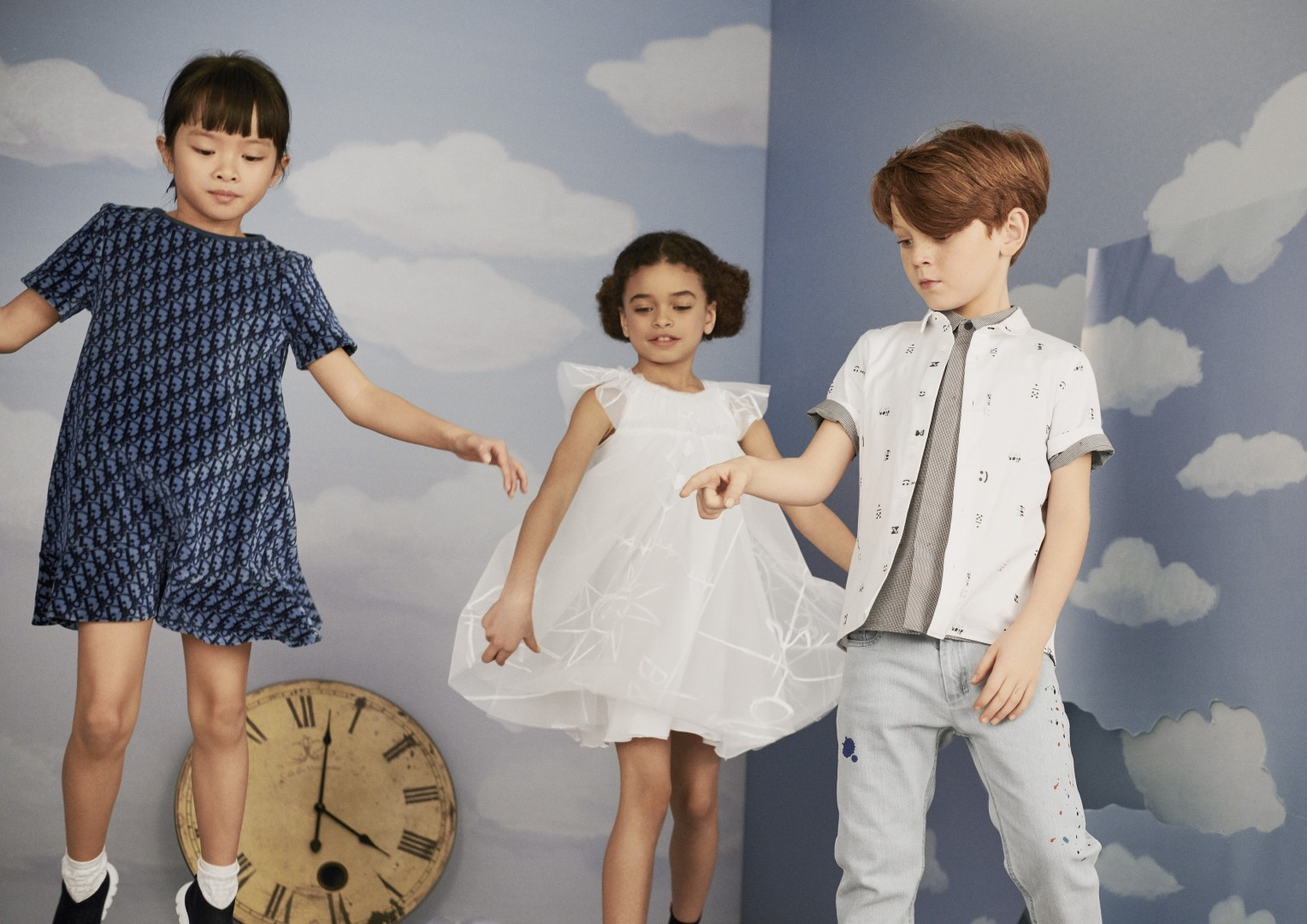 Dior's US$14,000 couture outfits for kids, and Rosie from Shanghai