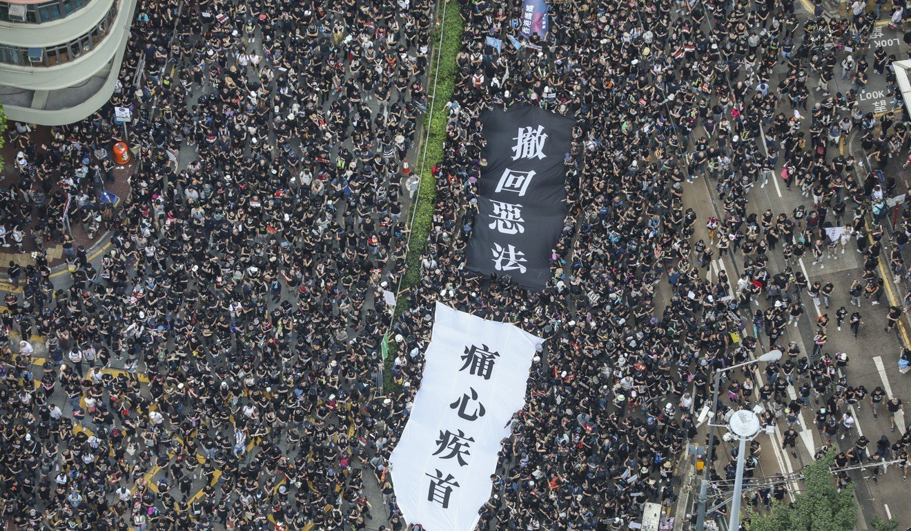Hong Kong protests: how the city's Reddit-like forum LIHKG