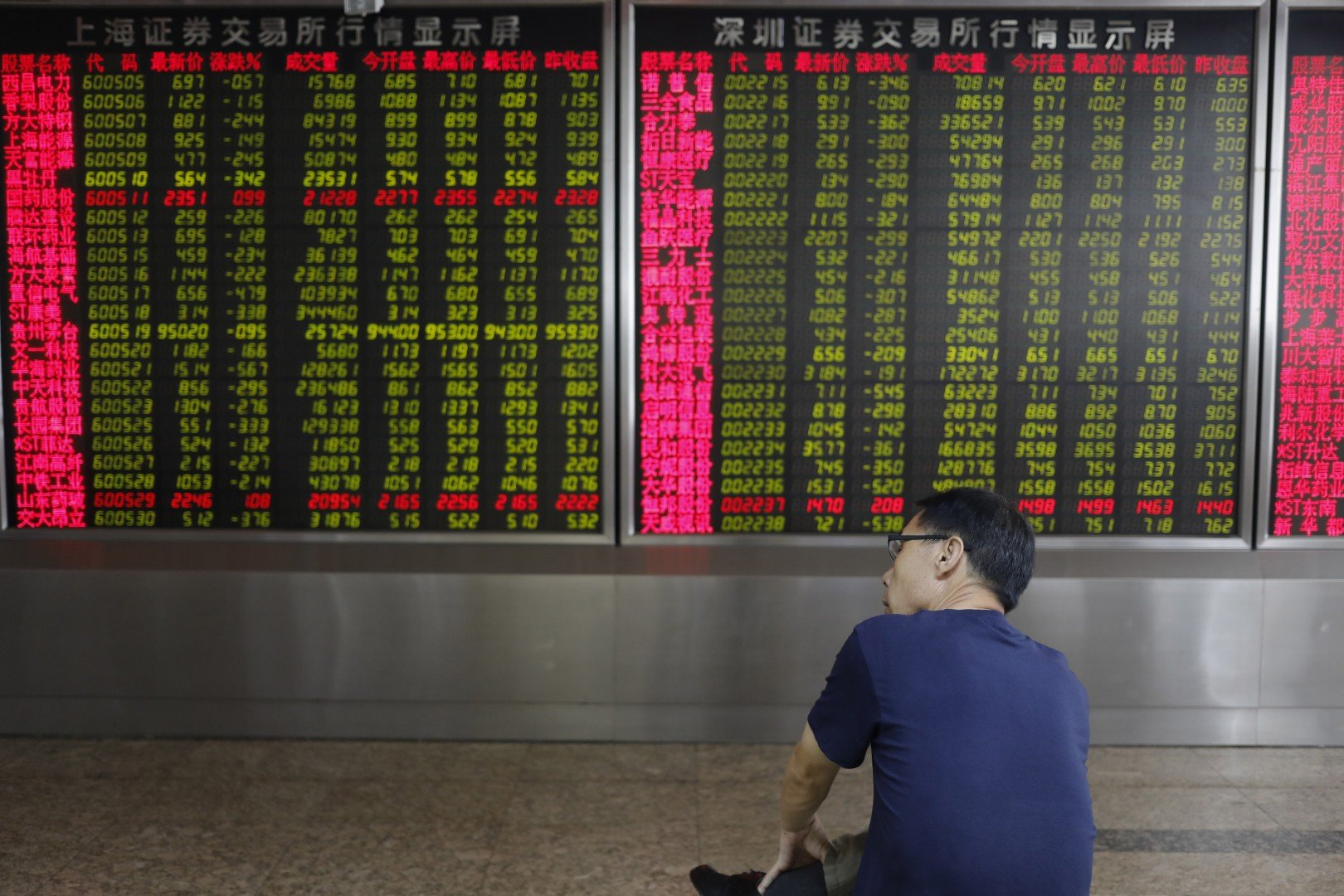 Hong Kong stocks see longest run of declines in two decades as city
