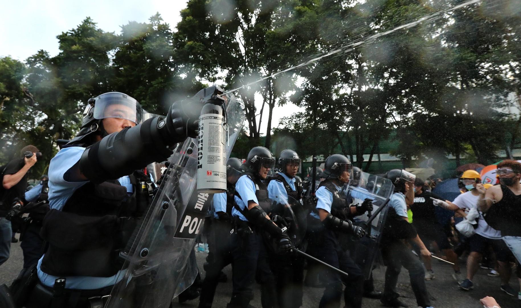 Hong Kong armée Ball breaker-Control
