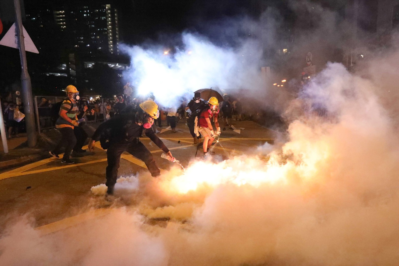 The truth about tear gas: how Hong Kong police violated all