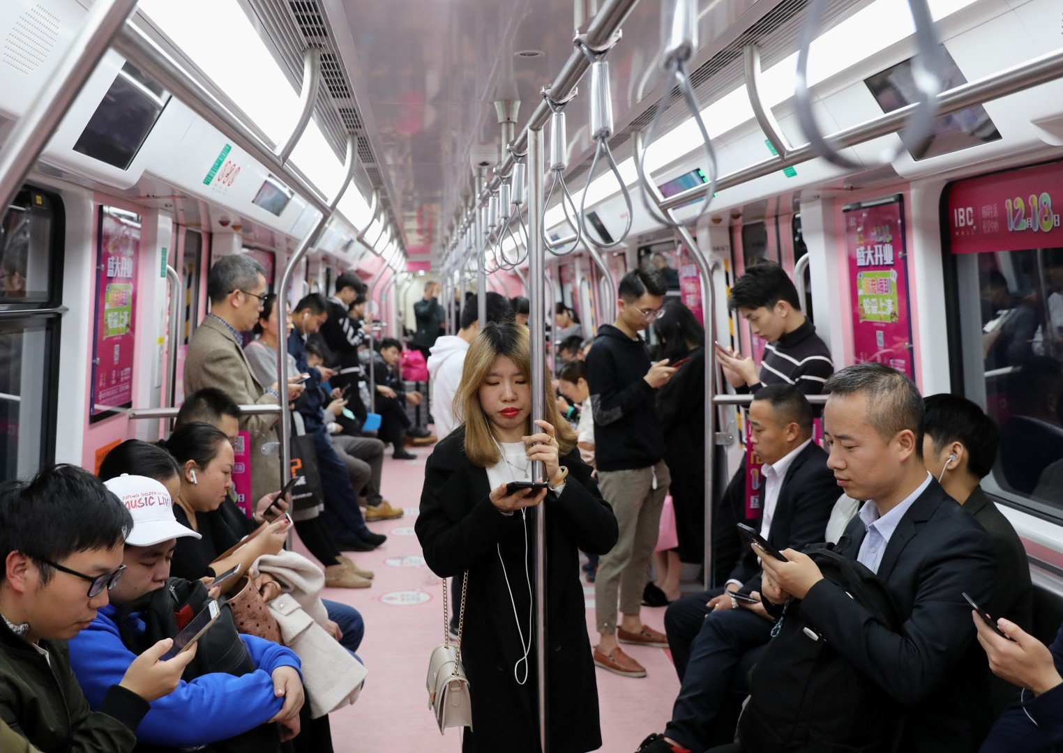 American Girl Groped On Bus china's women still waiting for an end to getting groped on