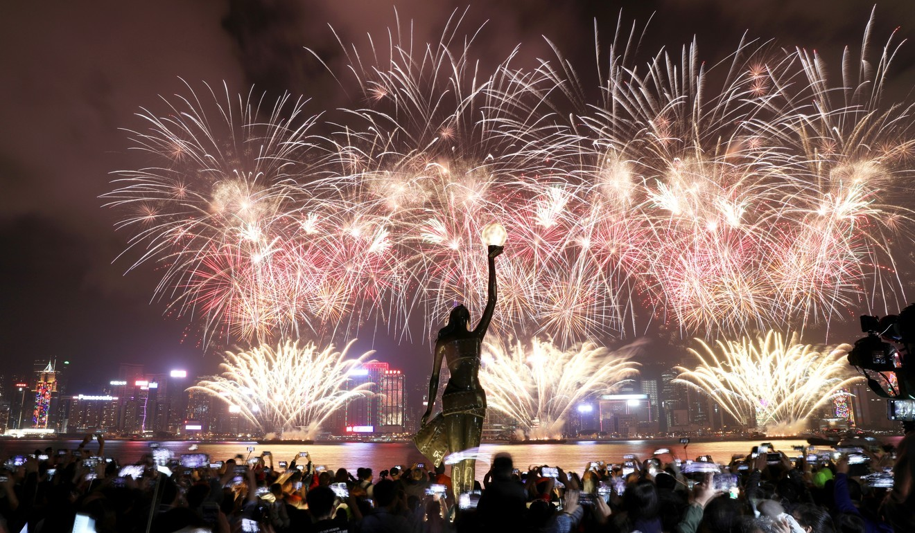 Hong Kong S 2020 Lunar New Year Parade Replaced By Carnival Over Safety Fears For Protest Hit Route South China Morning Post