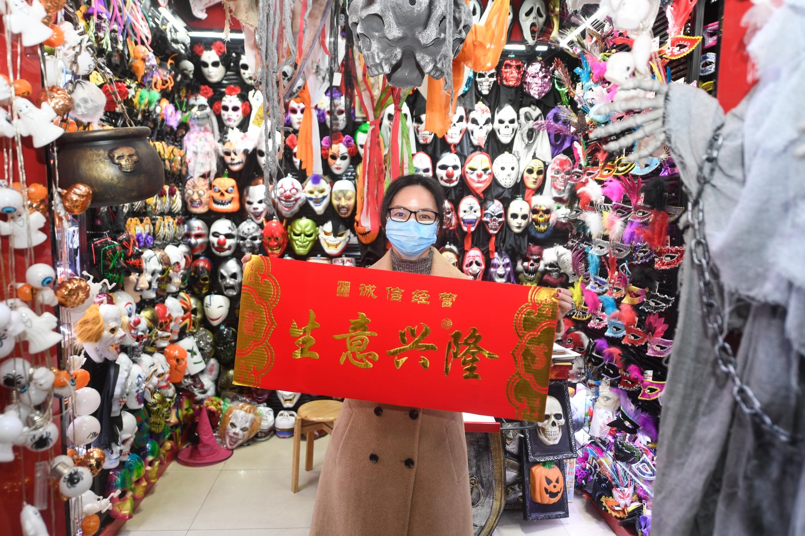 Coronavirus: world's largest market reopens its doors to 'foreign friends', promising 'Yiwu will be normal soon' | South China Morning Post