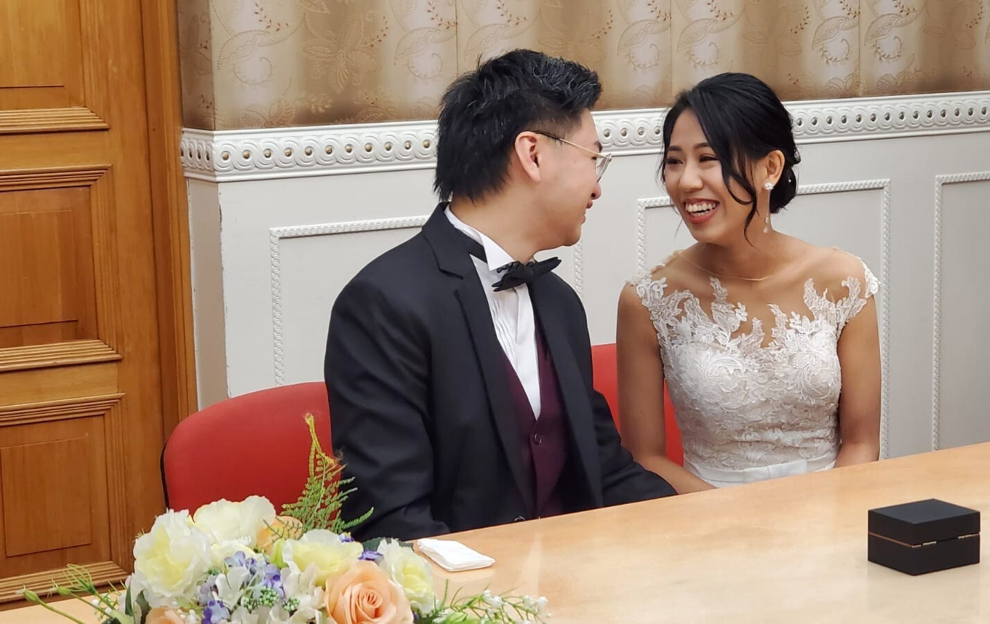 Marriage In The Time Of Coronavirus Still Involves Love Laughter And Tears Of Joy You Just Have To Keep Your Distance South China Morning Post