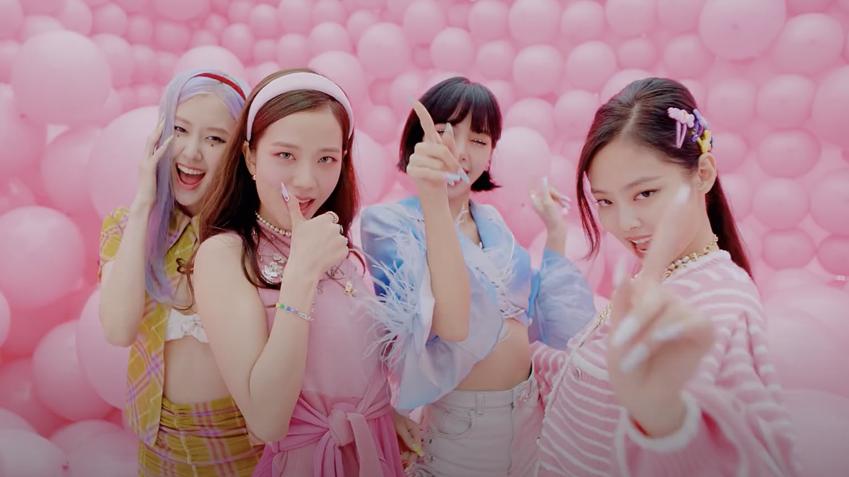 Blackpink Fashion Style Their Stunning Ice Cream Outfits And How Rose Jennie Lisa And Jisoo Like To Dress Both On And Offstage South China Morning Post