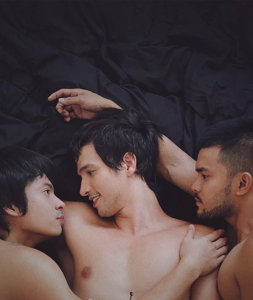 Sex gay men asia