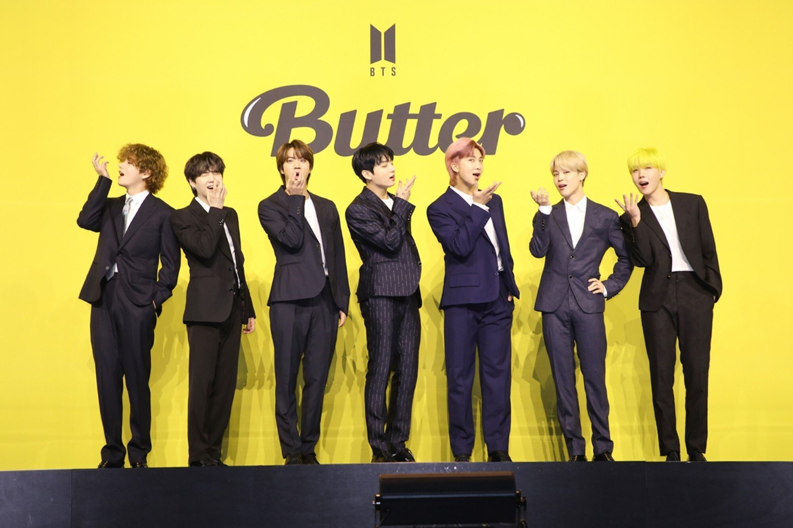 The records BTS broke with new single Butter and what else they've ...