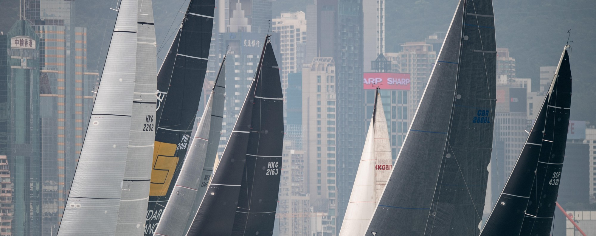 The Inaugural Hong Kong to Puerto Galera Yacht Race in 2019 is a new addition to the list of must-do offshore races in Australia. Photo: Handout