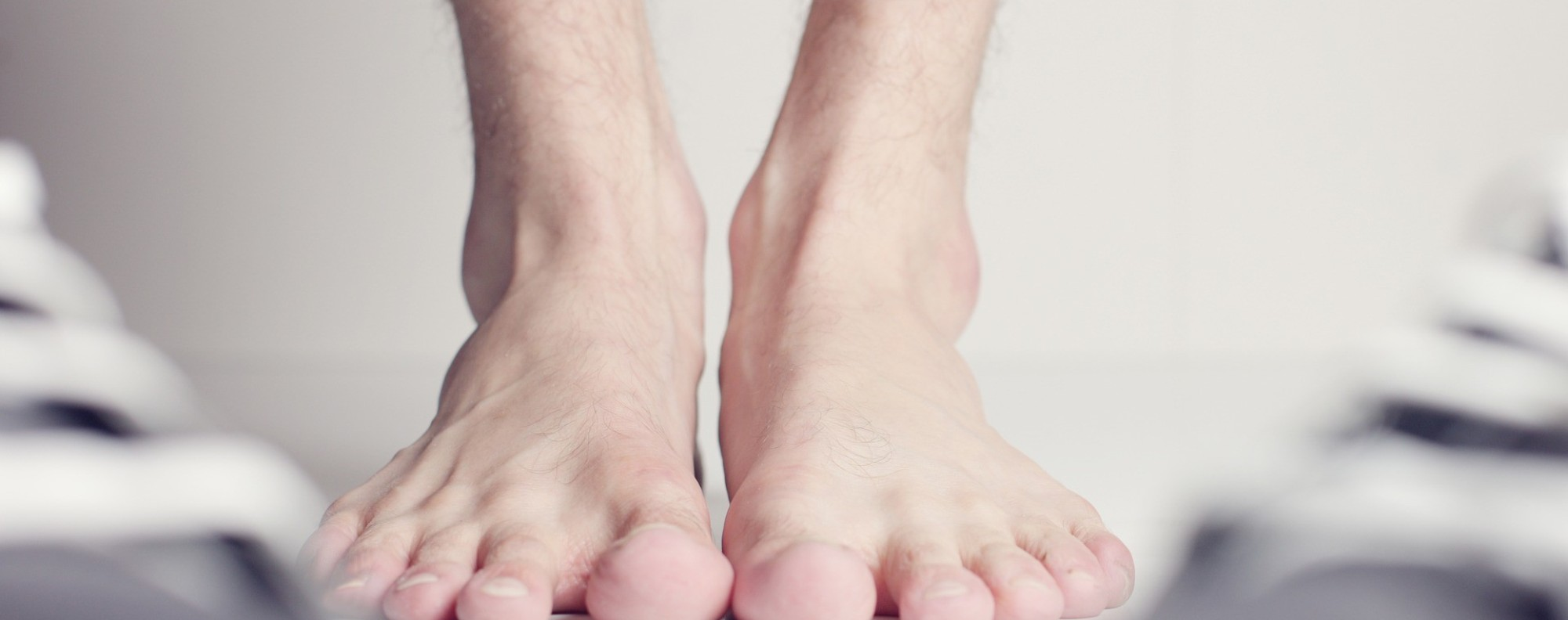 When you get blisters on your feet, it can reduce your run to a limp. Photo: Pixabay