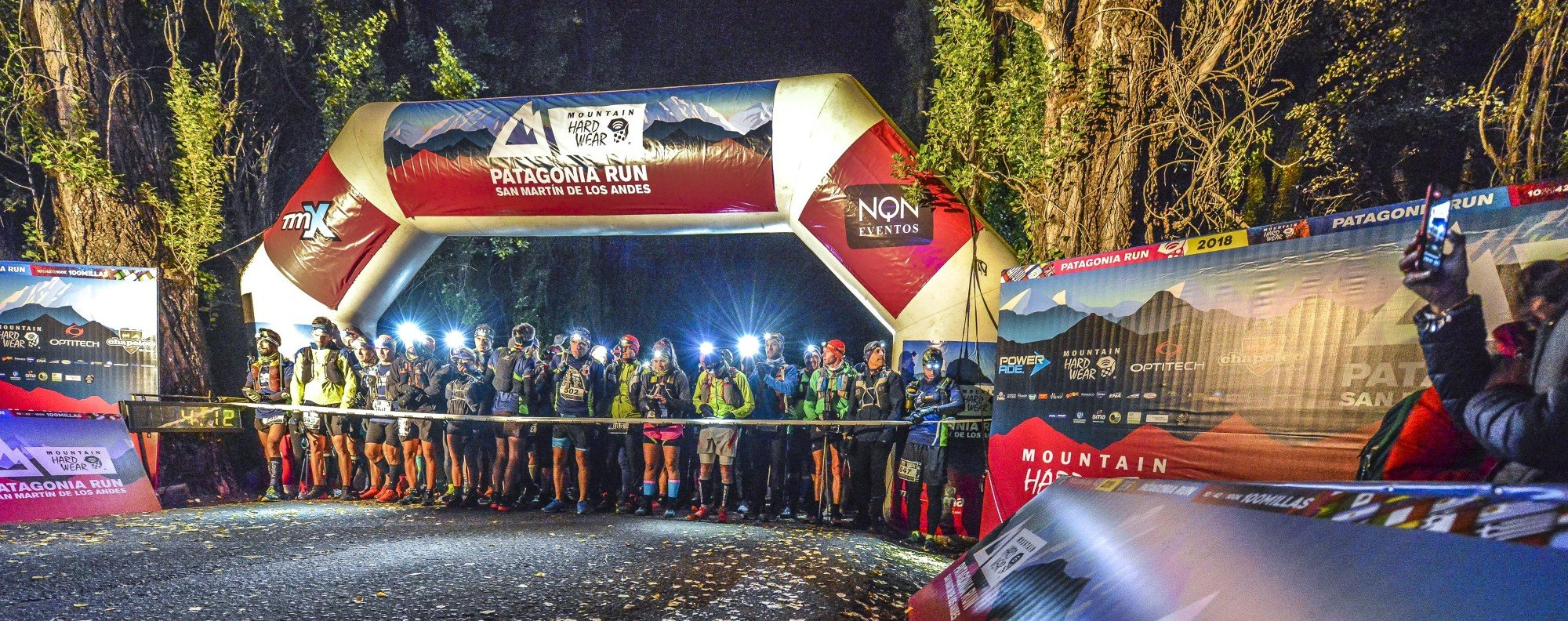Patagonia Run one of South America's largest trail running events now part of Spartan World Trail Championships. Photo: Patagonia Run