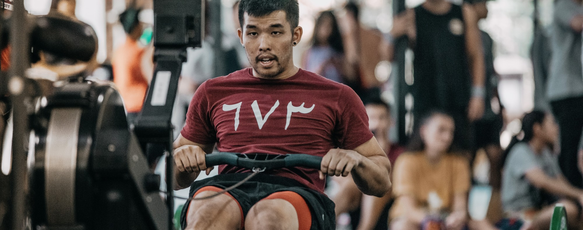 Jonathan Ooi said balancing a full-time job, coaching CrossFit and also competing, requires a number of skills. Photo: Stace Lee