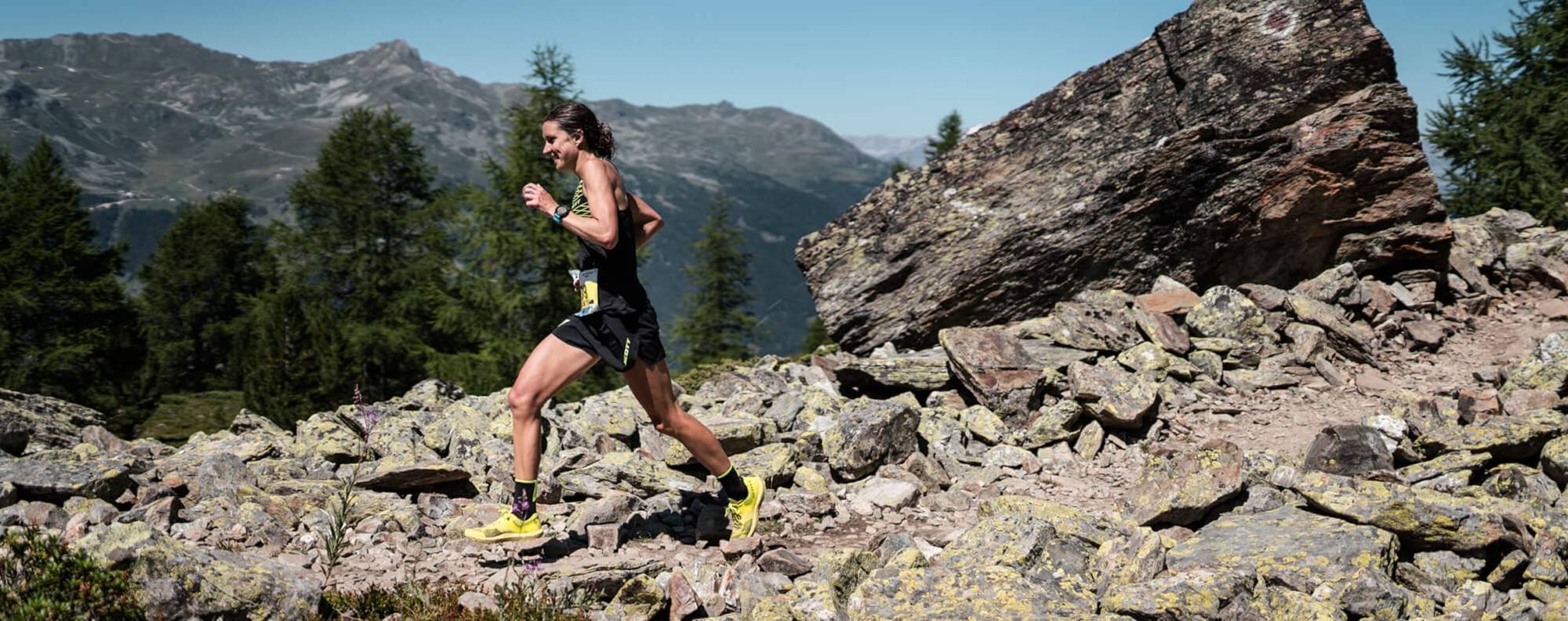 It might be tough to replicate the trails in cities, but that does not mean you cannot trail at all. Photo: Golden Trail Series