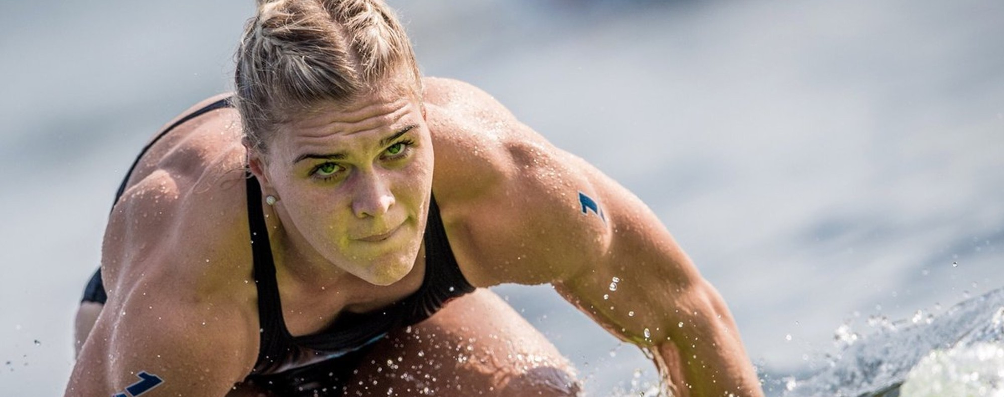 Katrin Davidsdottir is not content with the change of CEO. Photo: Handout