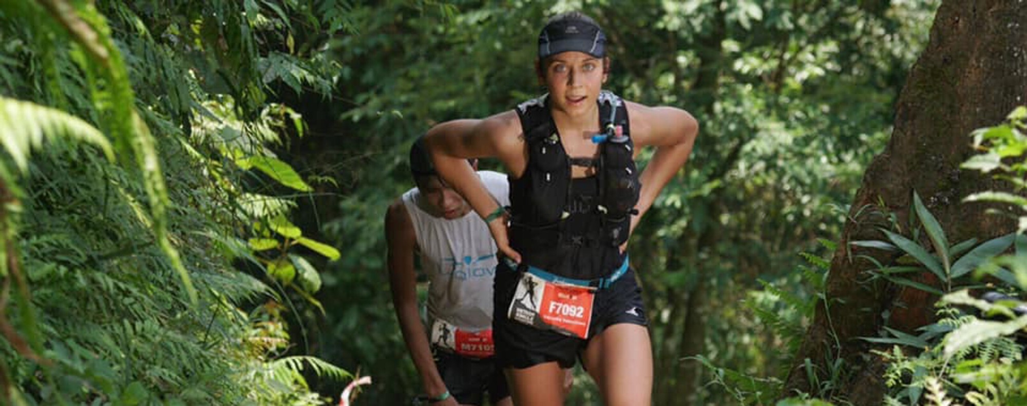 Veronika Vadovicova says Asia Trail Girls will support women's achievements and encourage newcomers to the sport. Photo: Asia Trail Master