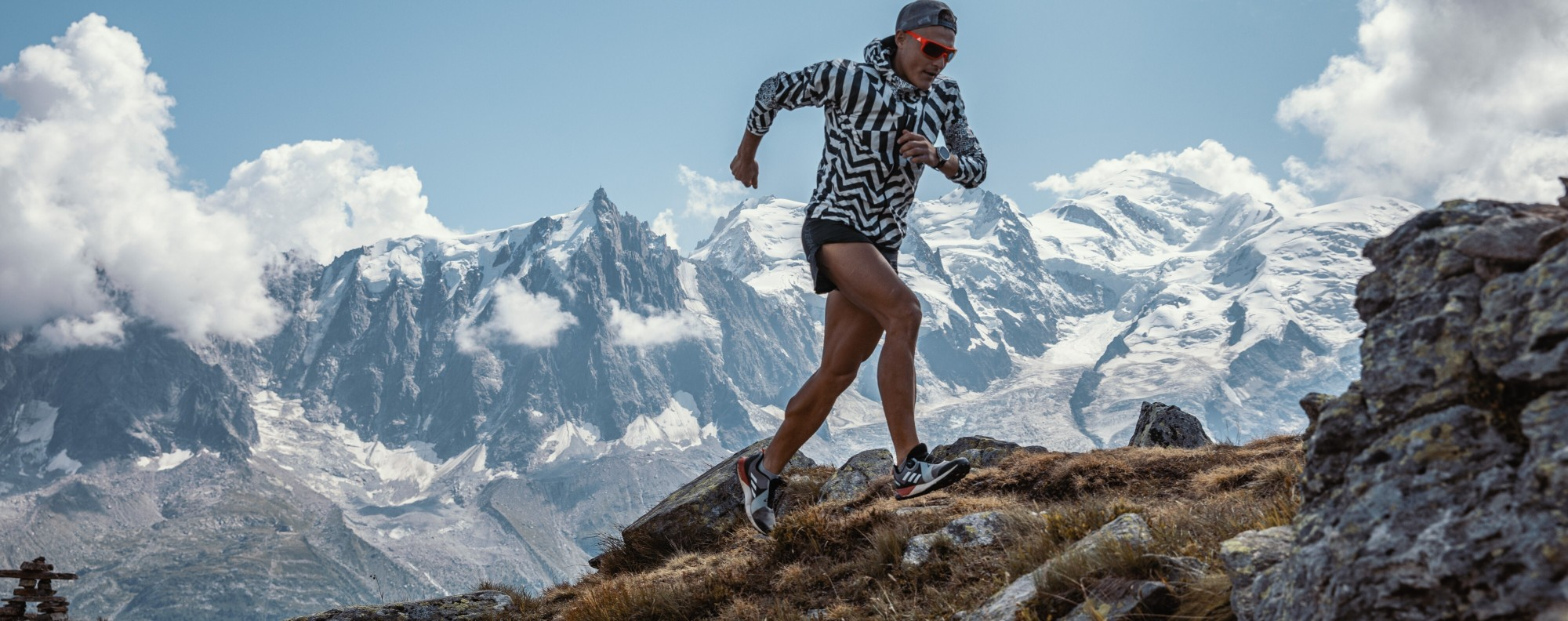 Dmitry Mityaev, one of Russia's top trail runners, is in love with the lifestyle of a professional runner.