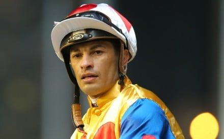 Jockey Silvestre de Sousa. Photo: Kenneth Chan
