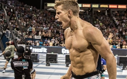 Canadian Brent Fikowski, a former volleyball player who has a degree in commerce, is seen as one of Mat Fraser's biggest rivals this year at the 2019 CrossFit Games. Photo: Handout