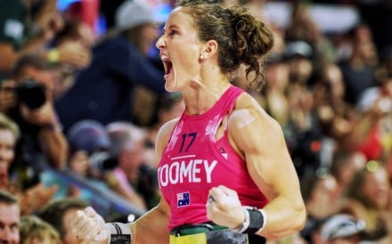 Tia-Clair Toomey is the 'Fittest Woman on Earth' twice over. Photo: Handout.