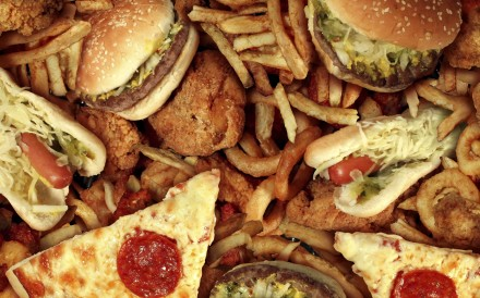 Food high in trans fat, oil and calories. A study last week by The Lancet found that poor diets - both by the overindulged and the malnourished - cause one in five deaths worldwide every year, more than smoking. Photo: Shutterstock