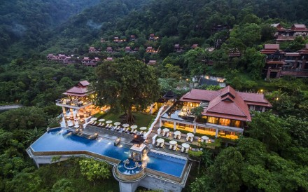 Pimalai Resort and Spa in Thailand is hosting a yoga retreat festival, Zenergy, in July, in luxurious surroundings.