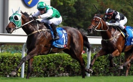 Pakistan Star wins last year's Champions & Chater Cup. Photos: Kenneth Chan