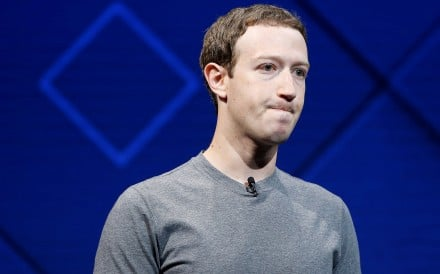 "CrossFit has called Mark Zuckerberg and company ""utopian socialists"" and dumped the social media giant. Photo: Reuters"