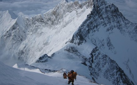 Adrian Ballinger has climbed Everest six times. Photo: Handout