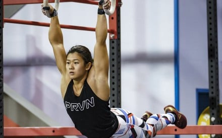 Filipino CrossFit star Kristen Lim said she is ready to head to the Games this summer and represent her country. Photos: Asia CrossFit Championship