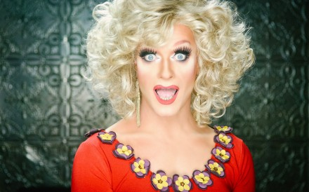 Rory O'Neill as drag queen Panti Bliss. The Irish gay rights activist says same-sex marriage in Asia is inevitable.