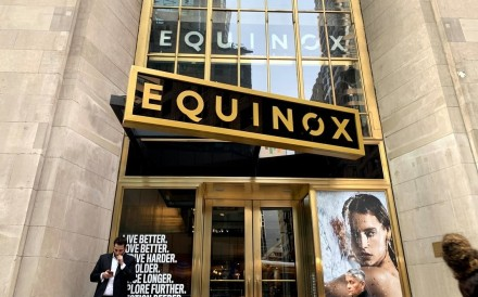A luxury Equinox gym in Midtown New York. Photo: Business Insider