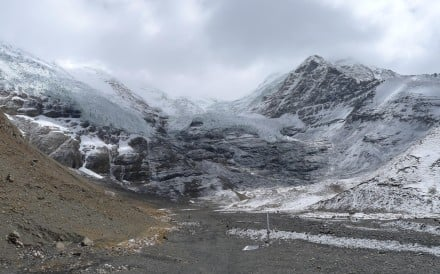 A new study by US scientists says the rate at which Himalayan glaciers are melting has doubled over the past two decades. Photo: Alamy