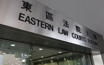 Johnny Wong admitted to the fraud at Eastern Court and will be sentenced on July 11. Photo: SCMP