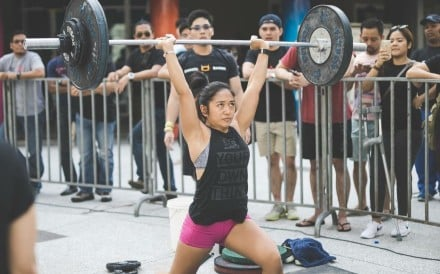 Amira Ayob will be the first woman to represent Malaysia at the 2019 CrossFit Games this summer. Photo: Handout