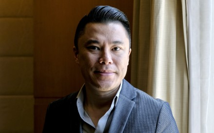 Kevin Tan, chief executive officer of Alliance Global Group. Photo: Bloomberg