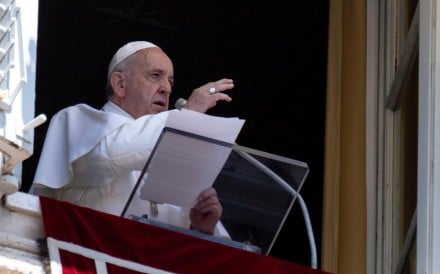 Pope Francis at the Vatican on June 30. Photo: Reuters