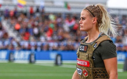 Could Sara Sigmundsdottir beat Tia-Clair Toomey at this year's CrossFit Games? Photo: CrossFit