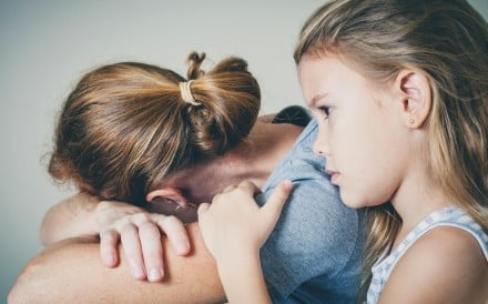 Postnatal depression may not present for years. Photo: Alamy
