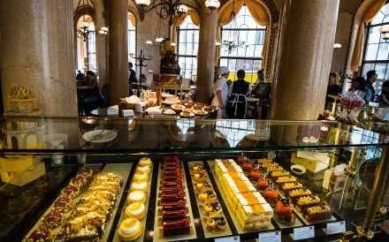 Cafe Central, at Herrengasse 14, Vienna, has been in the same location for more than 140 years. Photo: Shutterstock