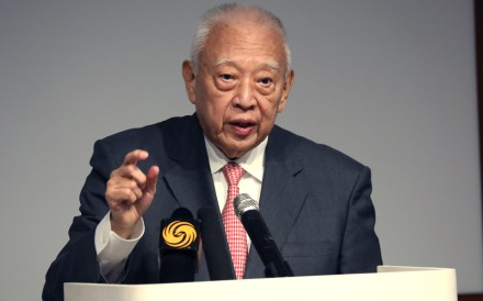 "Tung Chee-hwa, Hong Kong's first chief executive after the 1997 handover, has claimed that the liberal studies curriculum that began under his administration is to blame for today's ""youth problems"". Photo: K.Y. Cheng"