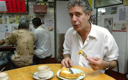 Celebrity chef Anthony Bourdain tucked into a Hong Kong-style French toast at a local restaurant on one of his many visits to the city but eating too many can lead to obesity, diabetes and high blood pressure.