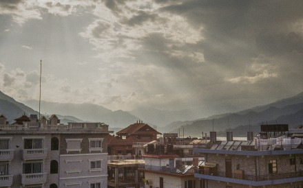 The man was living in Pokhara, Nepal. Photo: SCMP