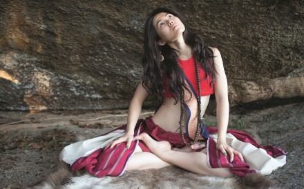 Tibetan yoga is known as naljor and focuses on meditation and states of consciousness. Photo: Ian Baker