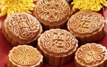 Mooncakes are a traditional gift during the Mid-Autumn Festival. Photo: Alamy