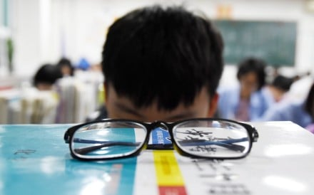 Thousands of Chinese children have had to embrace summer courses, whether they like it or not. Photo: EPA-EFE