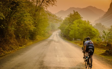 Bikingman Taiwan, the ultra cycling event, is one of many races that pit riders against mega-distance self-reliant events that can last days. Photos: Steve Thomas