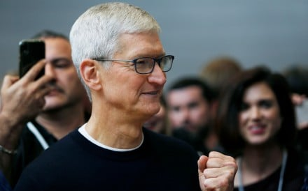 Apple CEO Tim Cook gets out of bed at 3.45am every day. Could keeping that kind of schedule be some sort of magic elixir that unlocks the keys to productivity and success? Photo: Reuters