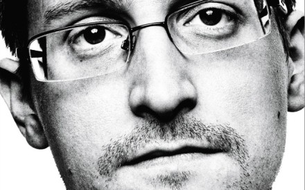 Edward Snowden, about to publish his memoirs 'Permanent Record', has been living in Russia since 2013. Photo: Handout