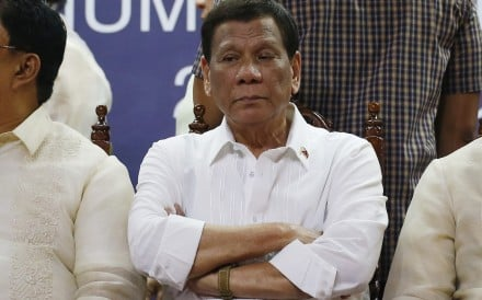 Philippine President Rodrigo Duterte. Photo: AP