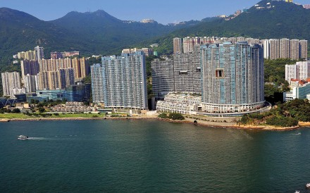 The Cyberport in Pok Fu Lam houses about 600 tech companies, of which 30 are from the US. Photo: Handout